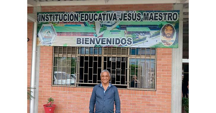 I.E. Jesús Maestro, una década de un sueño hecho realidad