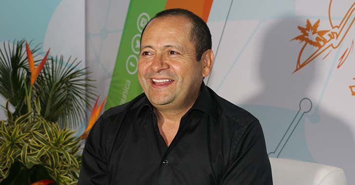 Chucho, el candidato que quiere manejar el país como  a una empresa privada