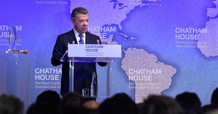 Santos aseguró que su 'peor pesadilla' es Venezuela