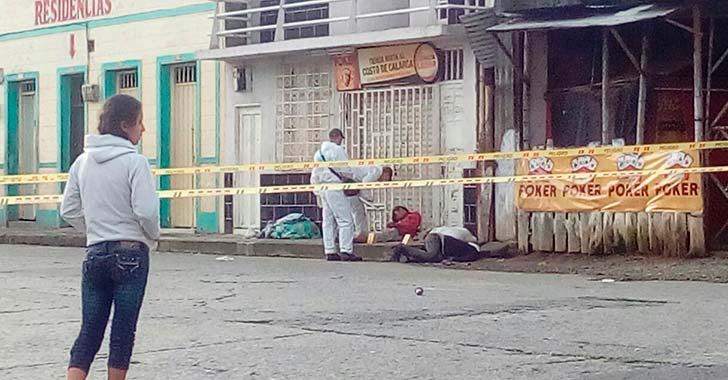 10 habitantes de calle han sido asesinados en Calarcá