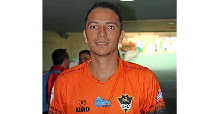 Rubiano, cuyabro pilar de Llaneros FC que pelea por el Torneo Águila