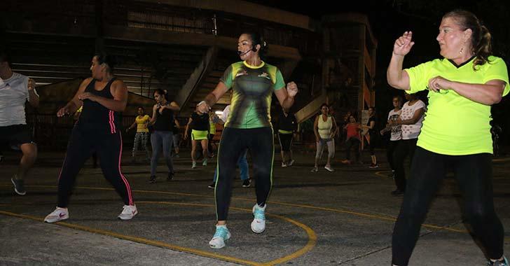 Promover la actividad física, un regalo para la salud de todos