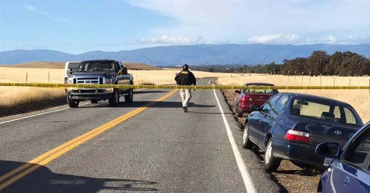 Un tiroteo cerca de una escuela de California deja al menos cinco personas muertas