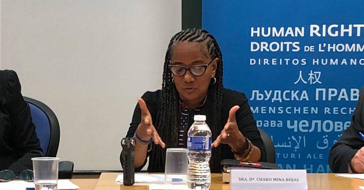 Denuncian desprotección de mujeres y minorías en el proceso de paz
