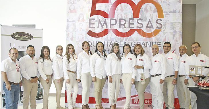 Lanzamiento de la revista 500 empresas que hacen grande al Quindío