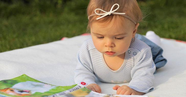 Los bebés entienden más palabras de lo que creemos