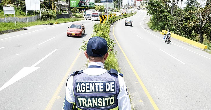 Con 10 cámaras de alta tecnología se reforzará la seguridad vial