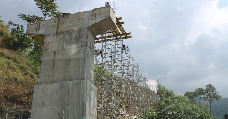 Cronograma de trabajo del túnel de La Línea depende de memoria técnica