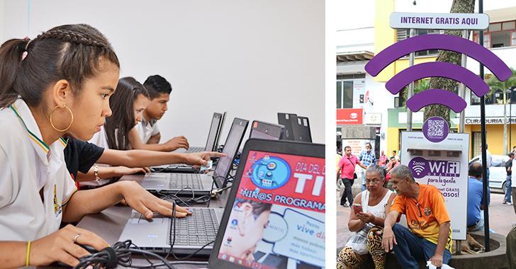 $53.613 millones se han invertido en el sector TIC del Quindío