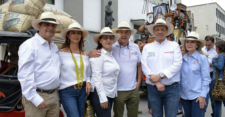 Cinco municipios del Quindío hacen parte de la ruta Cafetera