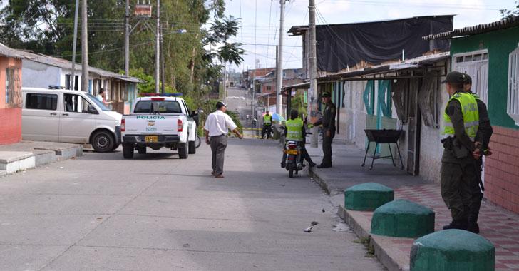 Mujer fue asesinada en el barrio ciudad jard n de la for Barrio ciudad jardin
