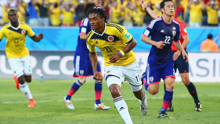 Japón será el primer examen de Colombia en Rusia 2018