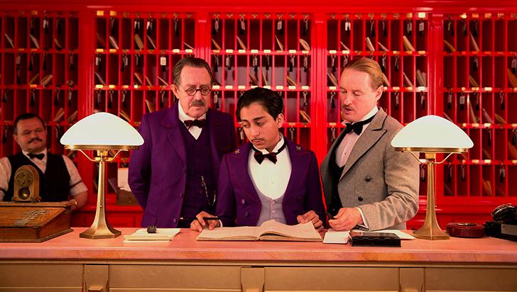 The Grand Hotel Budapest: La belleza del detalle