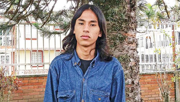 Cristian Felipe Leyva Meneses, un joven poeta con proyección