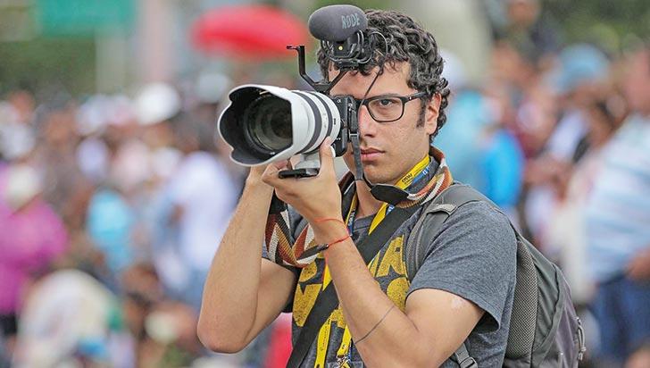 Juan Diego Cano muestra 'Los colores de Colombia' en fotografías