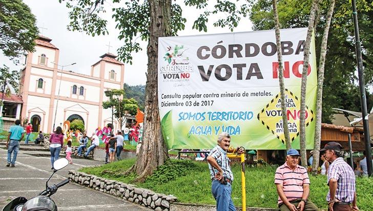 Tutela de Minminas contra consulta en Córdoba, improcedente