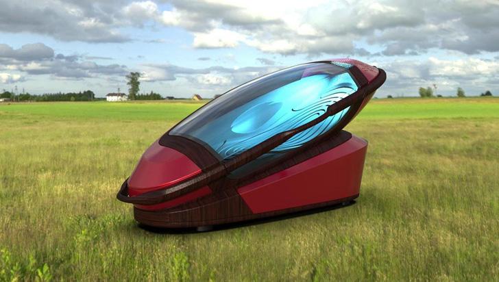 The Sarco, la controvertida máquina con la que te puedes quitar la vida sin dolor en minutos