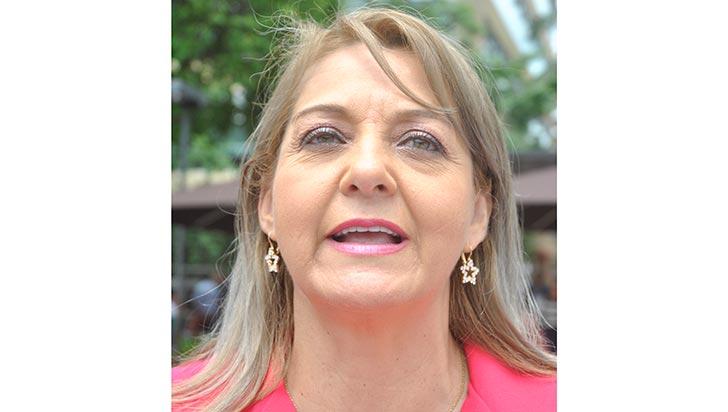 Candidata al Senado del Mira confirmó lista a la Cámara