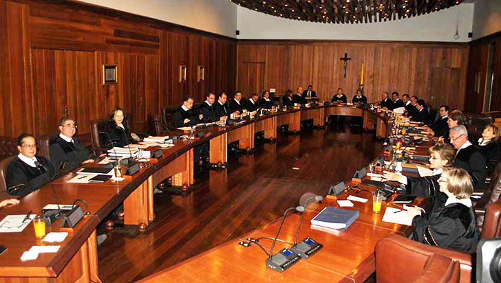 Circunscripciones especiales de paz sí fueron aprobadas: Consejo de Estado