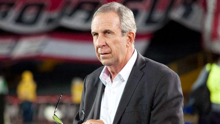 El uruguayo Gerardo Pelusso, nuevo entrenador del Deportivo Cali