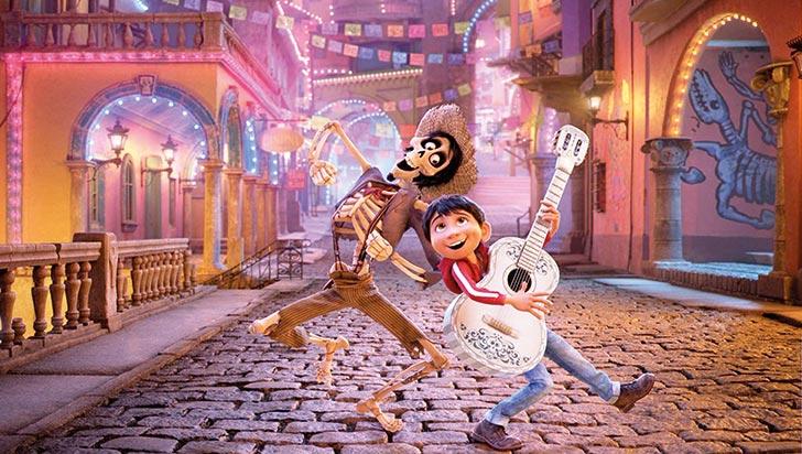 Coco, una película para no olvidar