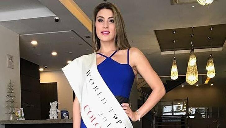 La quindiana Manuela Arango es la World Top Model Colombia 2017