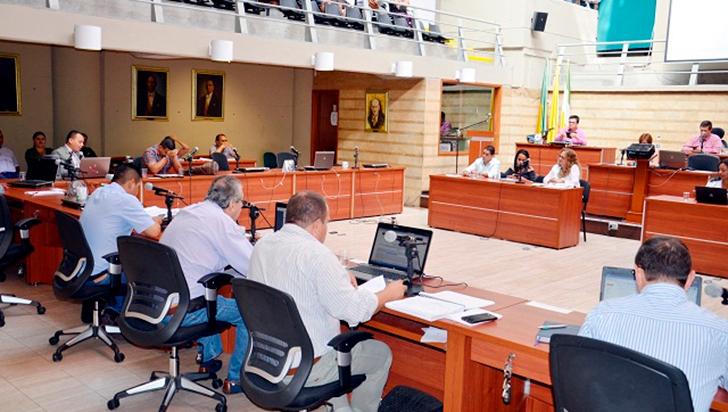 Con 34 proyectos aprobados finalizaron sesiones en el concejo