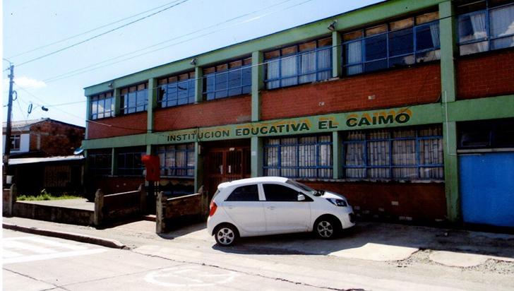 El Caimo, un poblado para el descanso urbano