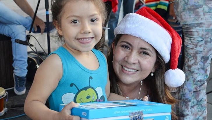 Con caravana, Alcaldía entregará regalos desde este sábado a los niños de Armenia