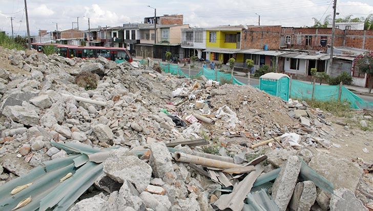 Desde el 1 de enero constructores acatarán ley de disposición de escombros