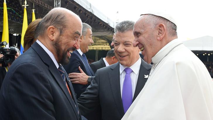 Partió el amigo de los papas, el quindiano Guillermo León