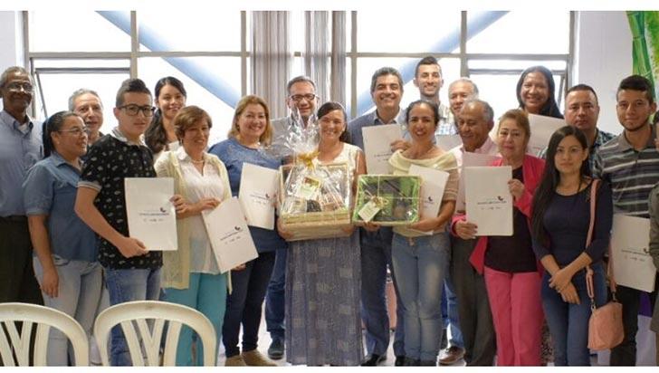 20 productores y emprendedores recibieron certificación en inocuidad