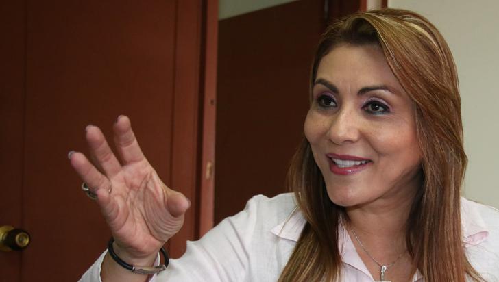 """""""Estoy presta a demostrar que decreto 064 se aprobó en el marco de la ley"""": Luz Piedad Valencia"""