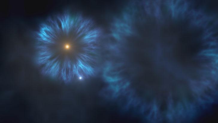 Identifican una de las primeras estrellas formadas en la Vía Láctea