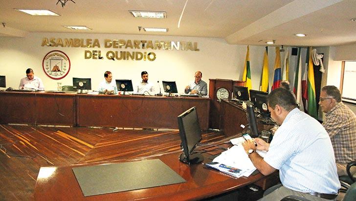 Aprobadas ordenanzas para compromisos de vigencias futuras y adición presupuestal