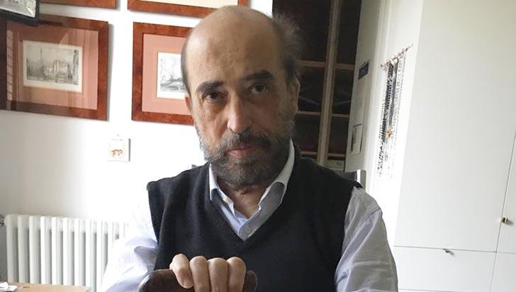 """Adiós embajador  """"Pavarotti"""""""