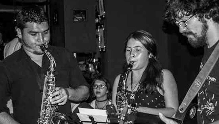 Este jueves, concierto de Navijazz en Armenia