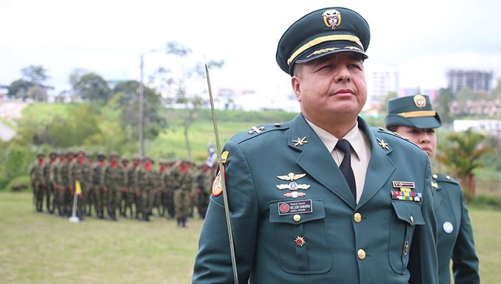 TC Nelson Sanabria Castillo asumió como comandante del batallón de Alta Montaña