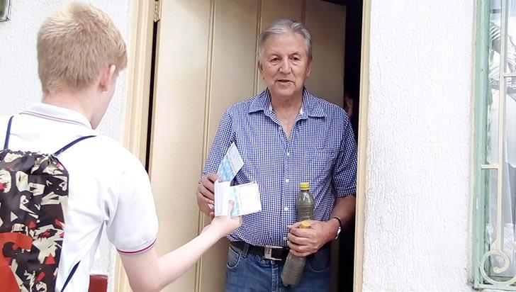 Más de 250 viviendas de Armenia comprometidas en Ahorro de Agua