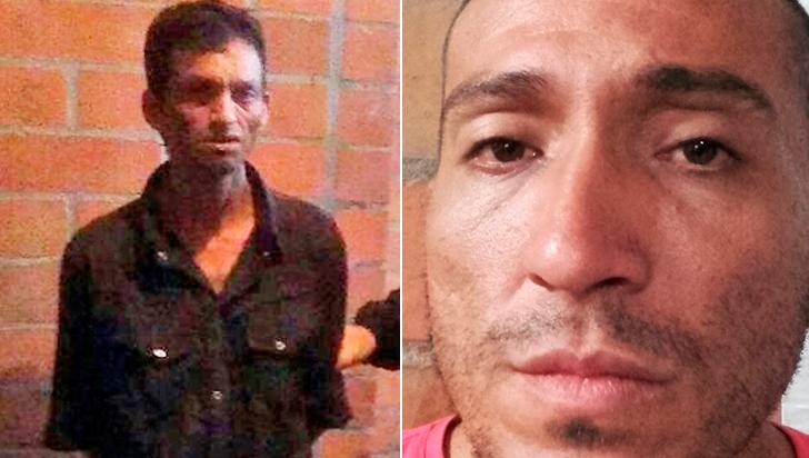 Cayeron dos sujetos  condenados por tráfico de estupefacientes