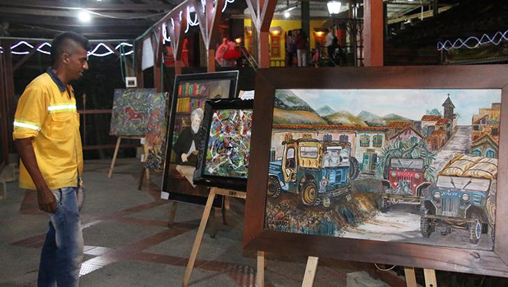En el Quindío, el arte también es turismo