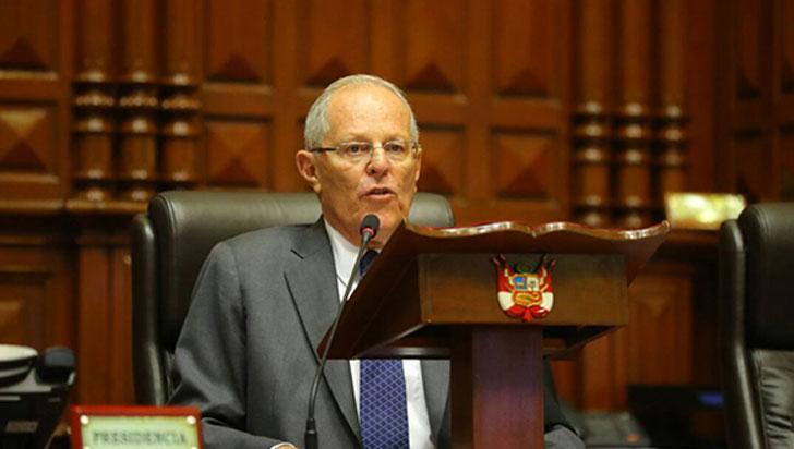 Congreso de Perú rechazó el pedido de destitución del presidente Kuczynski