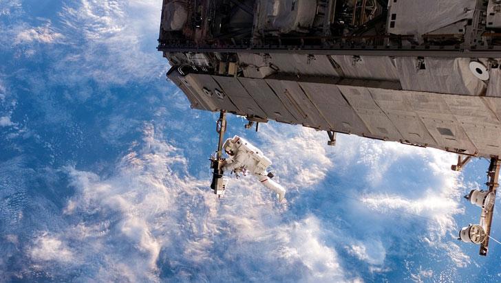 El viaje a la Estación Espacial Internacional solo durará tres horas en 2018