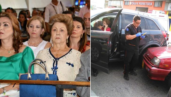 Luz Piedad desmiente rumores que responsabilizan a su mamá de fatal accidente en Armenia