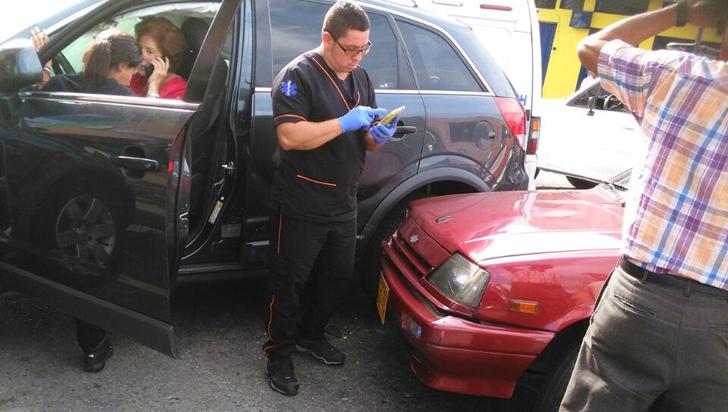 Avanza investigación de accidente que cobró la vida de motociclista en Armenia