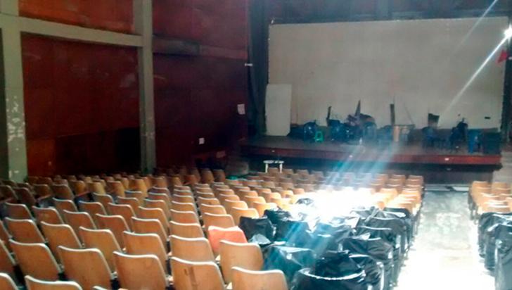 $1.800 millones para recuperación estructural de teatro en La Tebaida