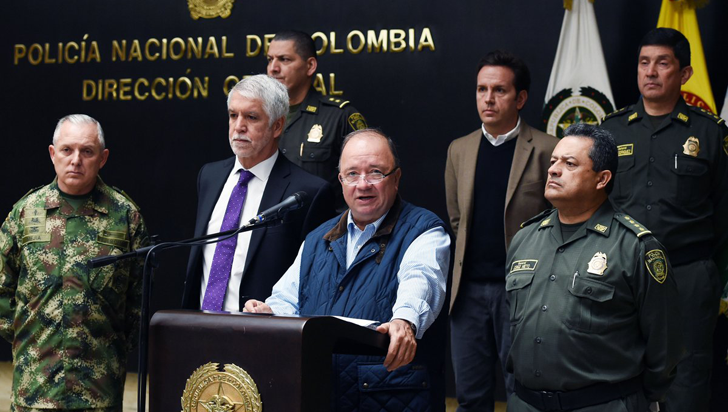 Colombia tuvo en 2017 la tasa de homicidios más baja de las últimas 3 décadas