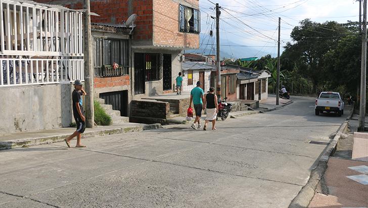 En Guaduales III etapa piden zona infantil y más seguridad