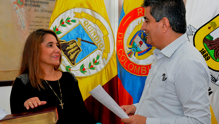 Recuperar la confianza, objetivo de Gloria Buitrago como directora del Idtq