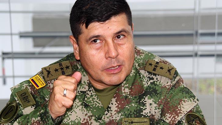En balance de la Octava Brigada, 706 capturas durante el 2017